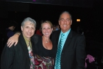 Deaf Elvis Tom Adamo, Liz Tannebaum and Jim Lomanto